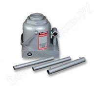 Домкрат гидравлический бутылочный, 50 т, h подъема 236 356 мм// MATRIX MASTER