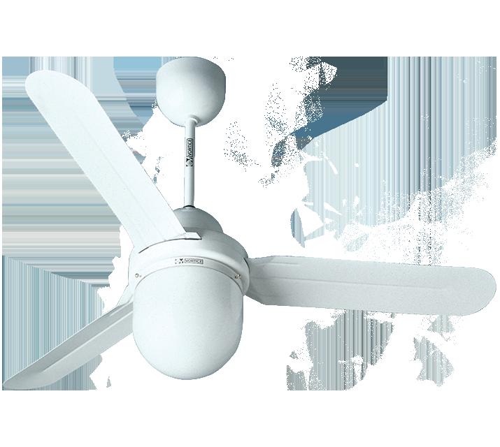 Потолочные вентиляторы со светильником NORDIK DESIGN 1S/L 160/60