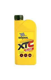Моторное масло Bardahl XTC 5W30 1 литр