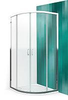 Круглый уголок с двумя дверями Roltechnik Lega Line LLR2/900