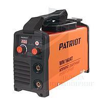 Сварочный аппарат PATRIOT WM 160AT MMA, фото 1