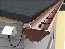Кабель Hemstedt DAS для обогрева водостоков с термовыключателем