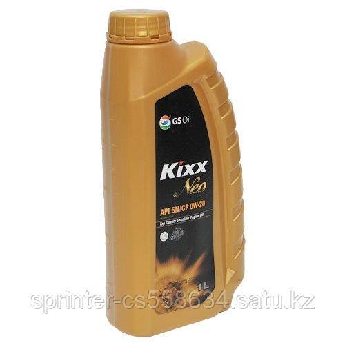 Моторное масло KIXX NEO 0w20 1 литр