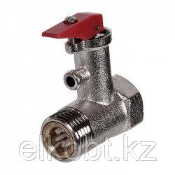 """Обратный клапан для водонагревателя 1/2"""" 6 бар"""