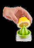 Многофункциональная бутылочка с соковыжималкой Citrus Zinger, фото 3