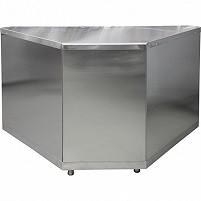 Стол нейтральный поворотный внутренний Лира-Профи СН90-В/ЛП