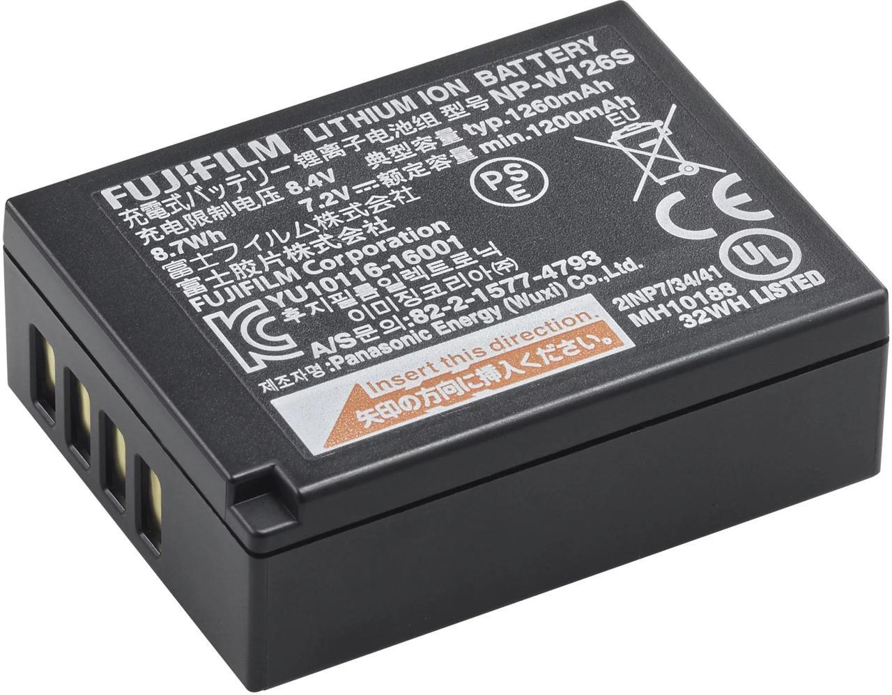 Аккумулятор Fujifilm NP -  W 126