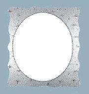 Зеркало Аквалиния 2 слоя 235, 60*40