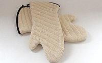 Профессиональная прихватка для рук, текстиль, 25 см