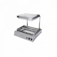 Станция для подогрева и фасовки картофеля фри Grill Master Ф2ПКЭ глубина 200 мм