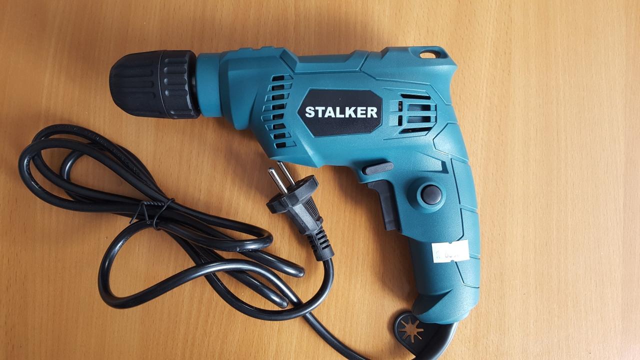Дрель Stalker DS 400-10