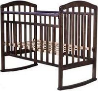 Детская кроватка Антел Алита-2 (венге), фото 1