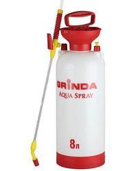 Опрыскиватель садовый GRINDA 8-425117_z01, Aqua Spray, широкая горловина, устойчивое дно, алюм. удлинитель