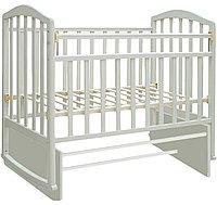 Детская кроватка Антел Алита-3 (Белый), фото 1