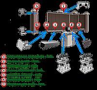 Система откатных самонесущих ворот ЭКО, фото 1