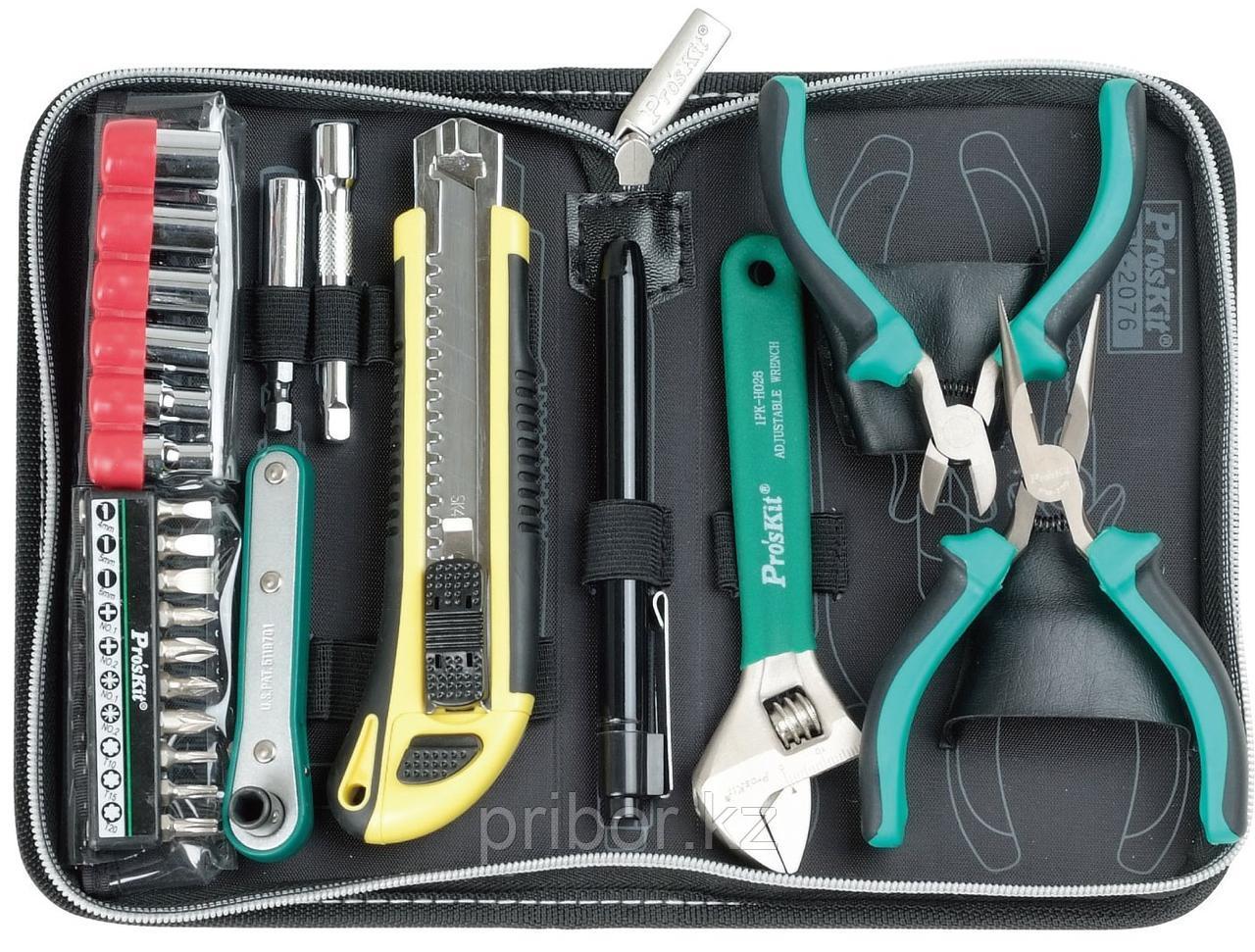 Pro`skit PK-2076B Набор инструментов