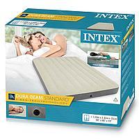 Надувной матрас Intex 64103 (152*203*25 См)