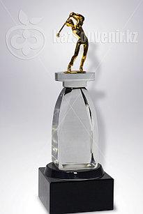 Сувенирная статуэтка «Гольфист»