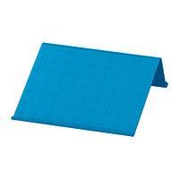 Подставка для планшета ИСБЕРГЕТ синий ИКЕА, IKEA