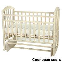 Детская кроватка Антел Алита-3 (слоновая кость), фото 1