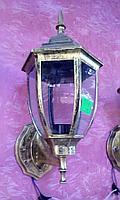 Фонарь уличный настенный под старину (Античная бронза)