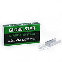 Скобы для степлера 24\6 GLOBE STAR