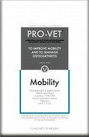 Сухой корм для собак для улучшения подвижности суставов Pro Vet Mobility