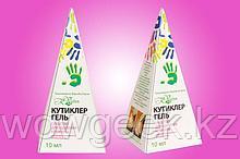 Кутиклер гель 10мл Пирамидка (средство для удаления кутикулы)