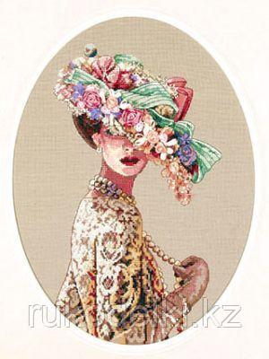 """Набор для вышивания крестом """"Викторианская элегантность"""""""