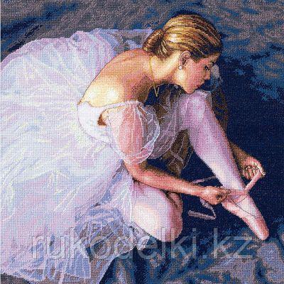 """Набор для вышивания крестом """"Прекрасная балерина"""""""