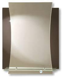 Зеркало Континент Метиз 560х690 с полкой