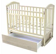 Детская кроватка Антел Алита-4 (слоновая кость), фото 1