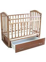Детская кроватка Антел Алита-4 (орех), фото 1