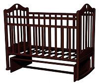 Детская кроватка Антел Каролина-3 (венге), фото 1