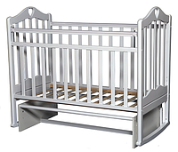 Детская кроватка Антел Каролина-3 (белый), фото 1