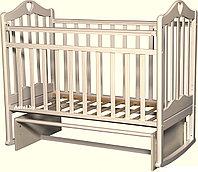 Детская кроватка Антел Каролина-3 (слоновая кость), фото 1