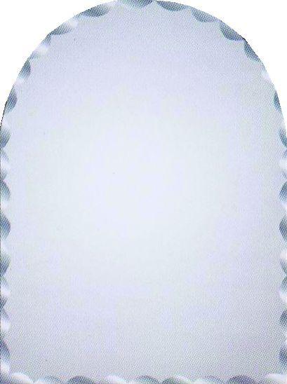 Зеркало для набора в ванную комнату Аквалиния 60*45 Y007