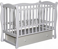 Детская кроватка Антел Северянка 2 (белый), фото 1