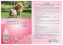 Бендаз 10%(Альбендазол),литр