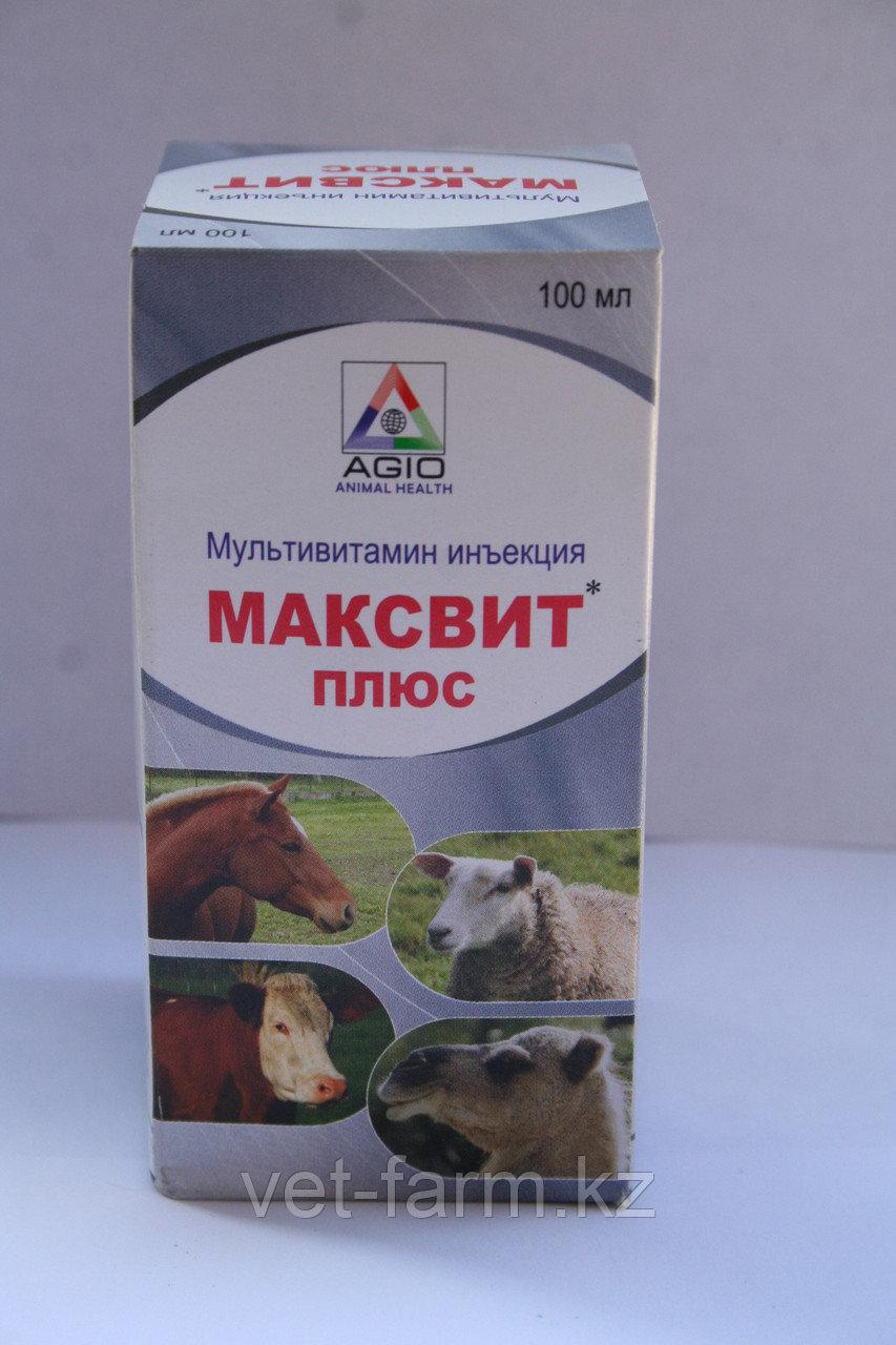 Максивит плюс 100мл (Мультивитамин)