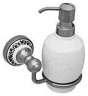 Дозатор жидкого мыла Fixsen Bogema FX-78512 белый-хром