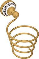 Держатель для фена Fixsen Bogema Gold FX-78519G