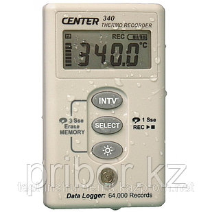 CENTER 340 Измеритель-регистратор температуры
