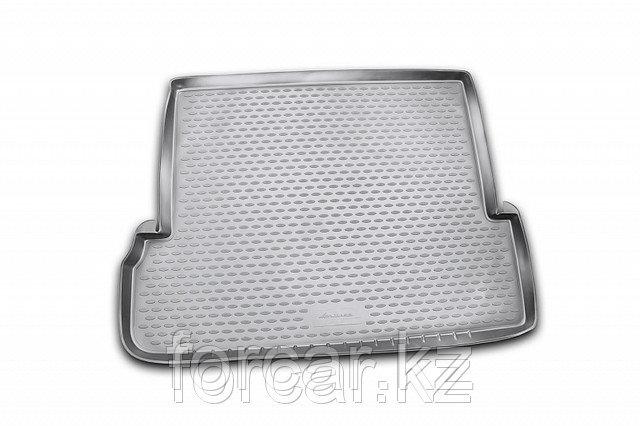 Коврик Novline в багажник  Land Cruiser Prado 150 2013->, 7 мест, внед., 1 шт. (полиуретан)