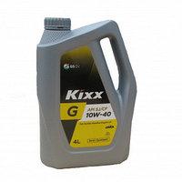 Моторное масло KIXX G SJ 10w40 4 литра