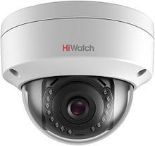 DS-I102 - 1MP Уличная антивандальная купольная EasyIP-2.0Plus IP-камера со Smart ИК-подсветкой.