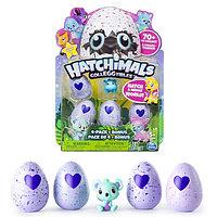 Hatchimals  Хетчималс Коллекционная фигурка (4 штуки + бонус)