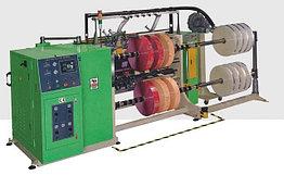 Станок для резки рулонов с серво-приводами натяжения полотна ZTM-D500