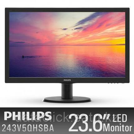 "23,6"" PHILIPS 243V5QHSBA, фото 2"