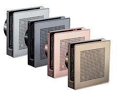 Осевые вытяжные вентиляторы Punto Evo Gold